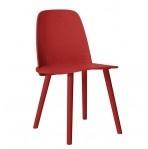 Nerd sedia rosso corallo - MUUTO