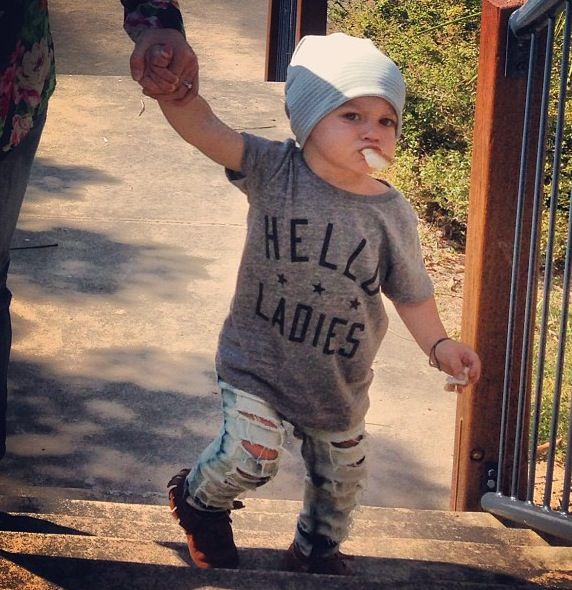 Awesome Little Boys outfit! For more cute designs check out trendzilla.ro and…