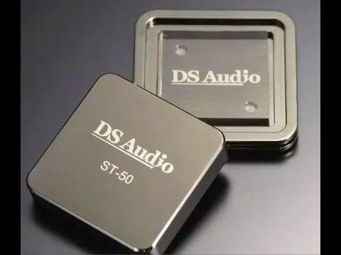 NEW DS AUDIO ST-50 STYLUS CLEANER