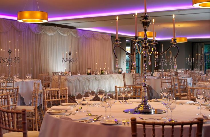 Radisson Blu Hotel Limerick - Wedding Venue in Limerick City, Limerick, Munster, Ireland.