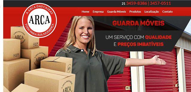 CAIXA DE PAPELÃO : Caixas de Papelão: GUARDA MÓVEIS RJ