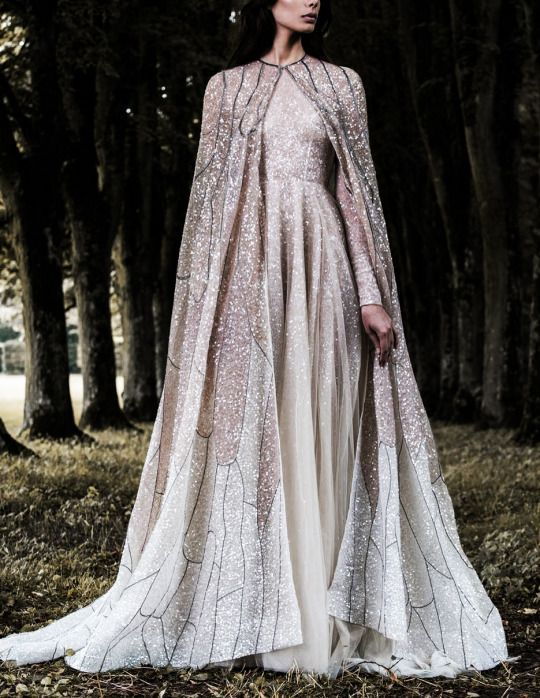 Paolo Sebastian Haute Couture Fall/Winter 2017