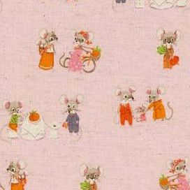 Country Mouse Pink