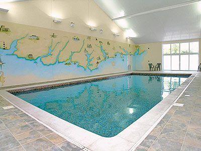 Swimming pool | Higher Poulston Farm - Harbertonford, Totnes