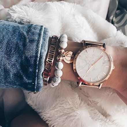 Time Cuff Bracelet in Rose Gold #fashion #ootd #fashionista #jewelry #rosegold - 24,90  @happinessboutique.com