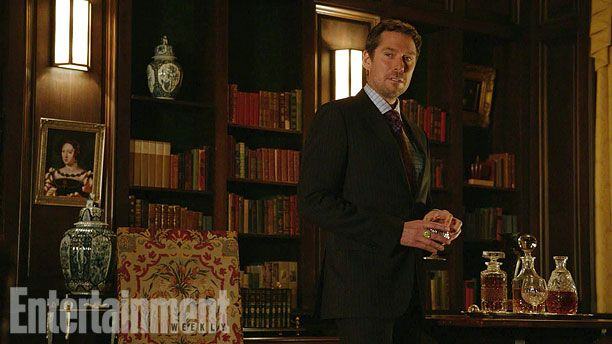 SPOILERS - 'Grimm': Alexis Denisof teases 'charismatic' new villain — EXCLUSIVE PHOTOS | EW.com