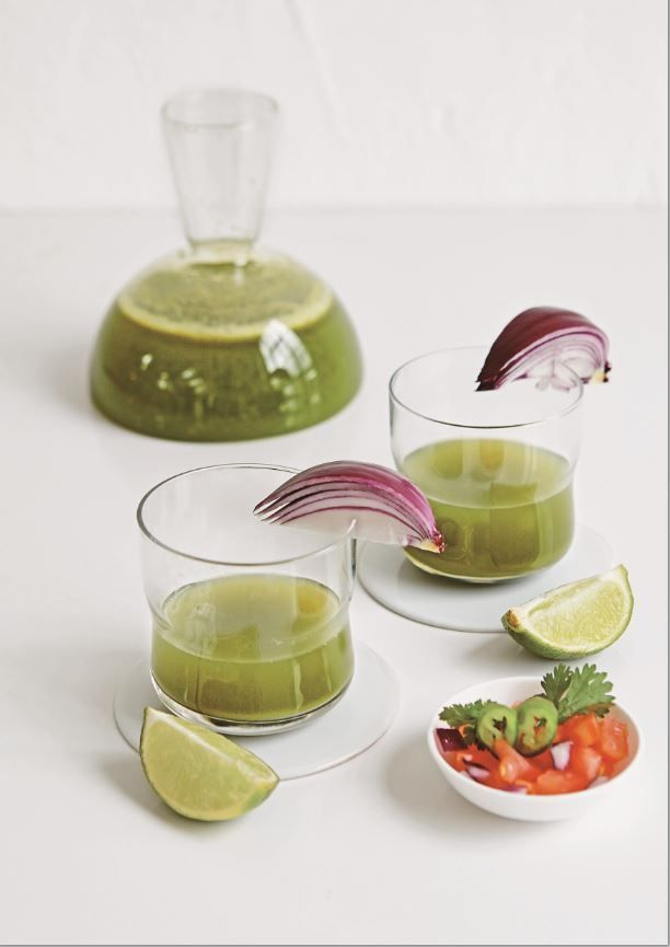 Depurarsi e dimagrire con i succhi  : le ricette di Kara M.L. Rosen per una dieta disintossicante a base di verdura e frutta