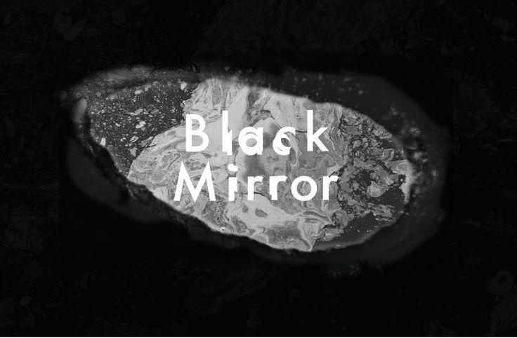 Confira este projeto do @Behance: \u201cBlack Mirror (Graphic Proposal)\u201d https://www.behance.net/gallery/42769369/Black-Mirror-(Graphic-Proposal)