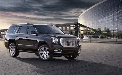 2015 GMC Yukon / Yukon XL It may have Escalade aspirations, but it remembers where it came from.