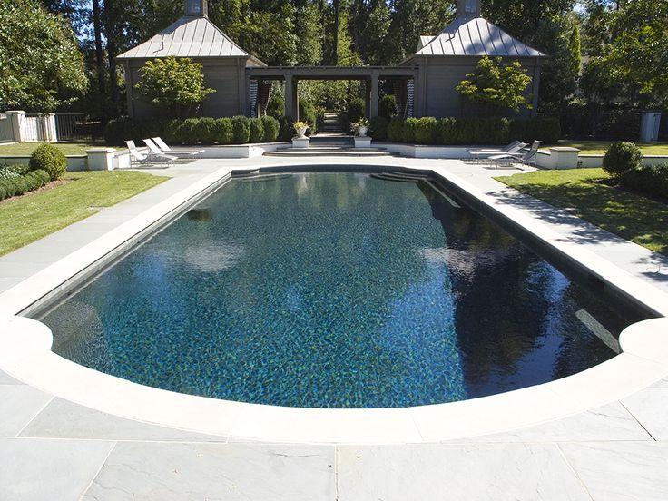 Roman Style Swimming Pool