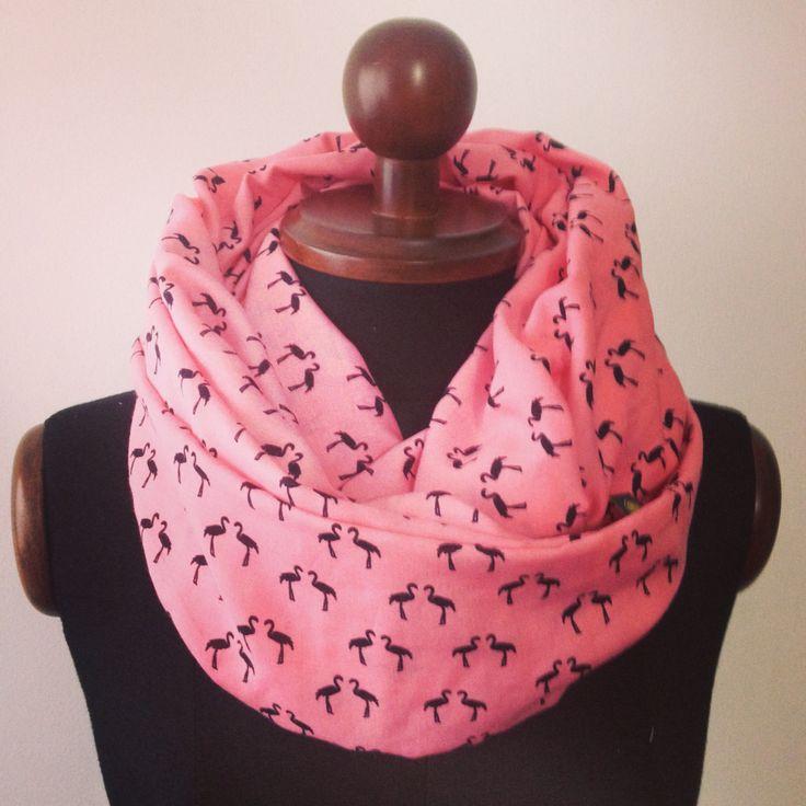Cuello flamingo