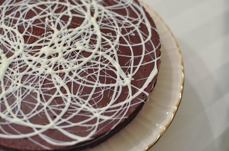 The Chic Geek: Chocolate Oblivion Truffle Torte