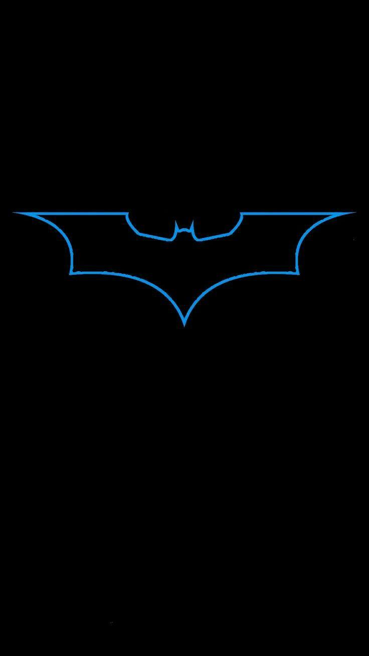 The Dark Knight Logotipo De Batman Fondo De Pantalla De