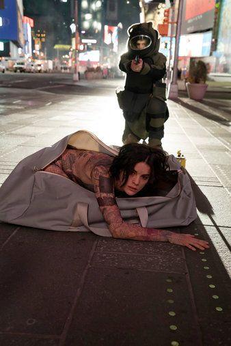 Jaimie Alexander - Photos from Blindspot Pilot - NBC.com - the girl in the bag-Jane Doe/ Tayler Shaw