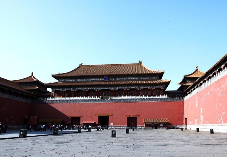 Beijing 故宮