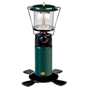 Bass Pro Shops Double Mantle Electronic Ignition Propane Lantern