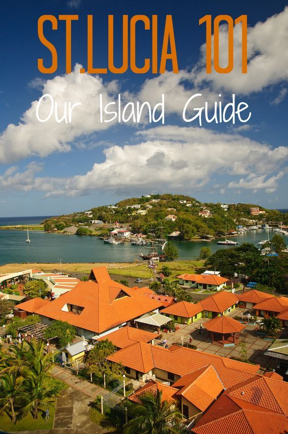 Our Island Guide to St Lucia!