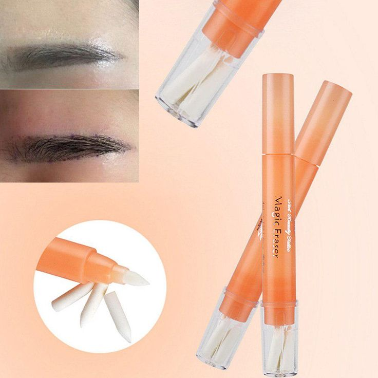 1PC Embroidered pen Tattoo Eyebrow Design Remove S…