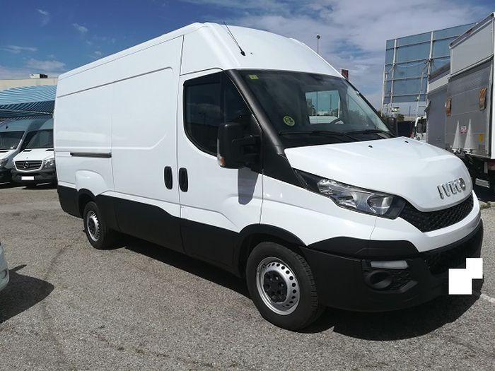 Iveco Daily Furgón 35s13 V 3520l H2 12 0 126 Industrial De Segunda Mano En Madrid Autocasion De Segunda Mano Vehiculos De Carga Sensor De Nivel