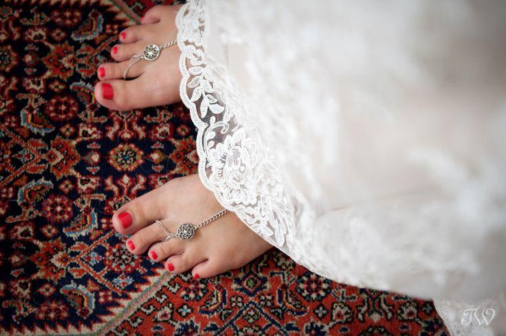 barefoot sandals for a boho bride   Bohemian wedding   Calgary wedding photographer