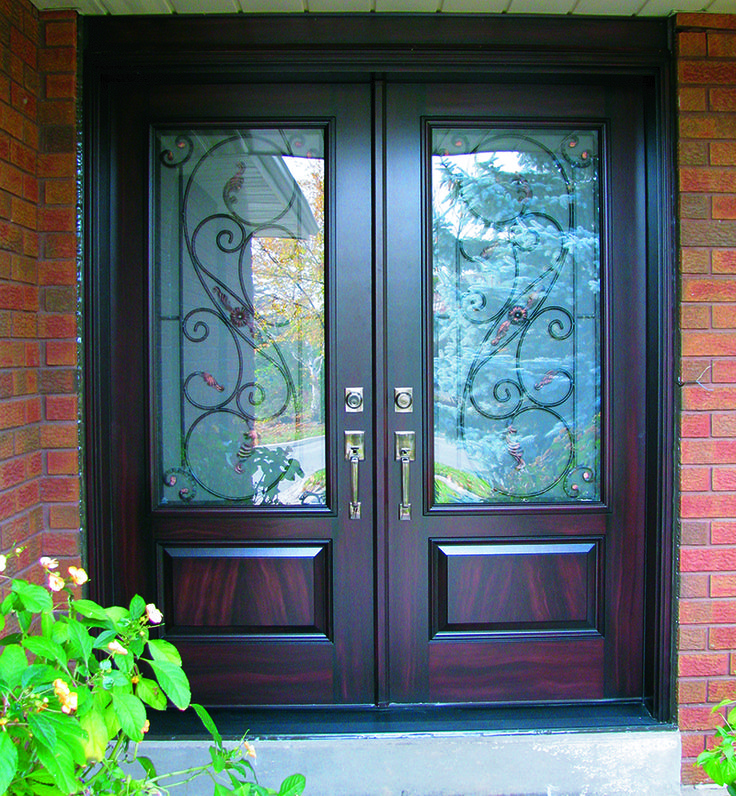 1000 ideas about fiberglass entry doors on pinterest - Steel vs fiberglass exterior door ...