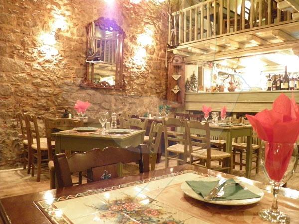 SpreadTheLink.com   Μεζεδοπωλείο Οίστρος Αράχωβα  Oistros Restaurant Arachova
