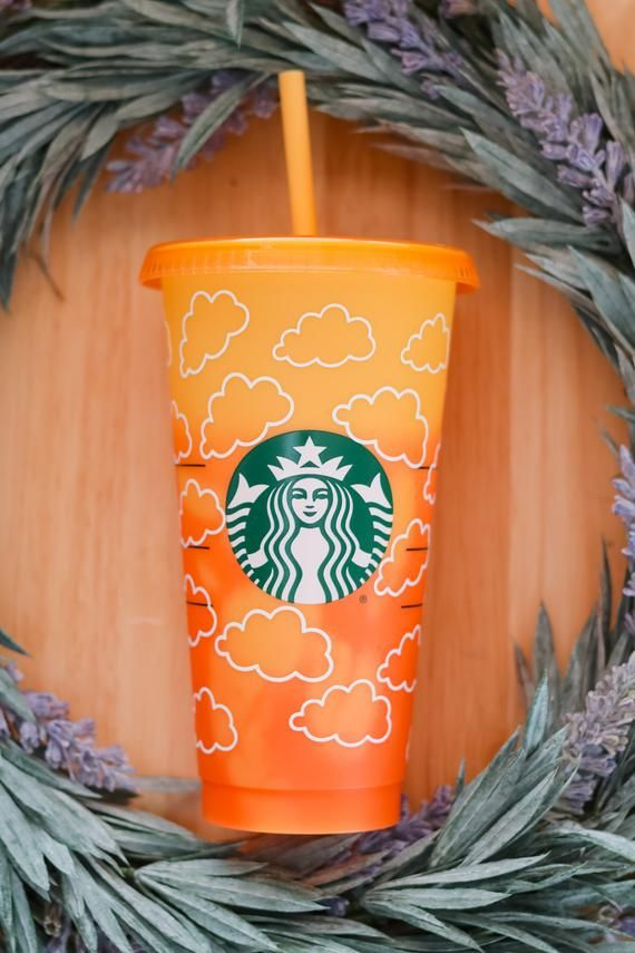 plants earthy 24 fl oz floral starbucks cup custom drink ware tumbler water bottle cold cup