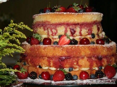 Come fare una Naked Cake