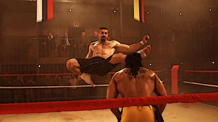 Undisputed 3 Boyka Fighting Style Awesome Fighting Style...