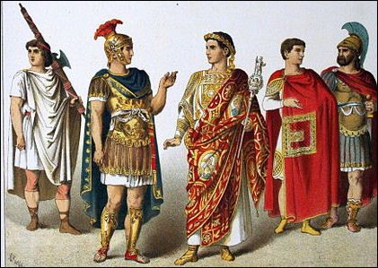 an analysis of the topic of the ancient romans Working papers by subject - comparative ancient history  abstract -  comparative analysis of the sources of income of the han and roman imperial  states and.