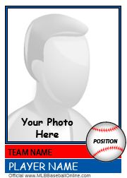 Create Your Own Baseball Card
