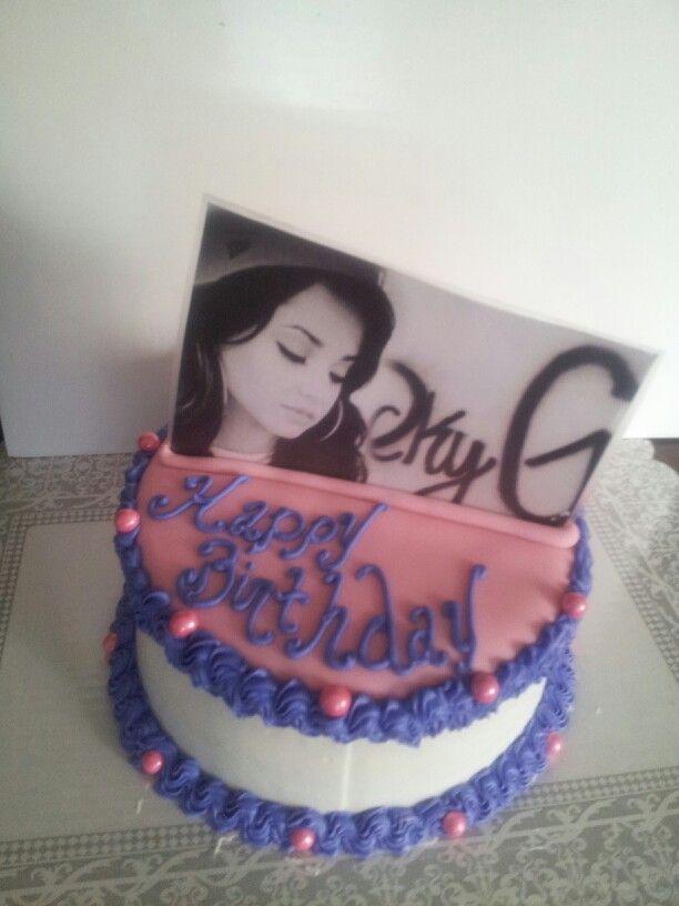 Becky G Birthday Cake Cake Becky G Birthday Cake