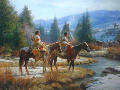 Native American Lakota Warrior Music      Puts me in the skin of my Native heritage.
