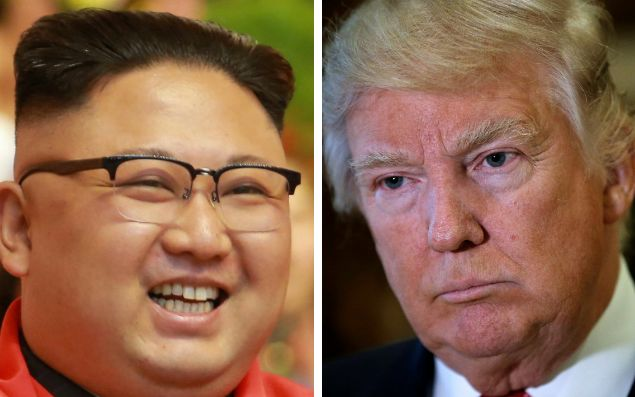 'The height of egotism': North Korea blasts Donald Trump for pulling out of Paris climate agreement - Telegraph.co.uk