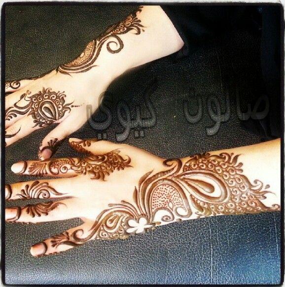 Lovely Henna hands