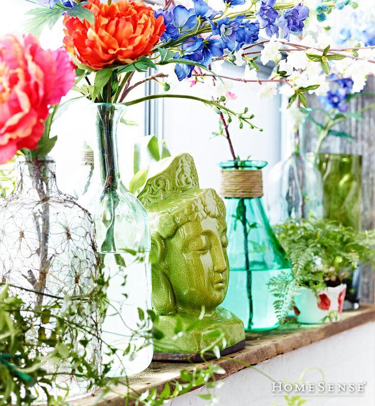 #SpringBlooms | Step 1: Re-pin this image using #HomeSenseStyle tag. Step 2: Enter contest here http://www.homesense.ca/en/pinterest-contest.asp  /   Étape 1 : Épinglez cet article. Étape 2 : Participez au concours ici : http://www.homesense.ca/fr/pinterest-contest.asp  #homesensestyle