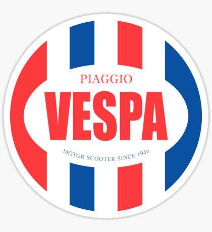 VESPA VINTAGE Sticker