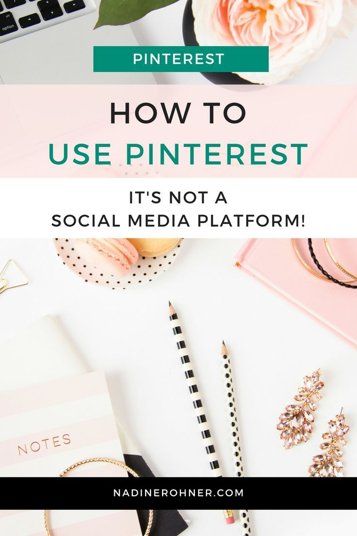 Pinterest is a powerful tool, that doesn't get the respect that it deserves and it is actually not a Social Media tool but more like a search engine. #socialmedia #socialmediamarketing How to use Pinterest