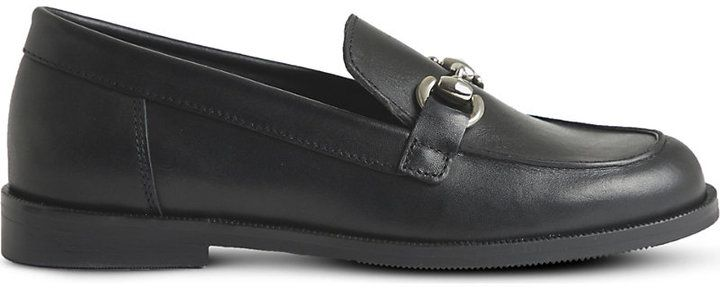 STEP2WO Noah leather loafers 6.5-12 years
