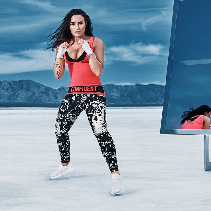 23 best Demi Lovato for Fabletics Collection images on ...