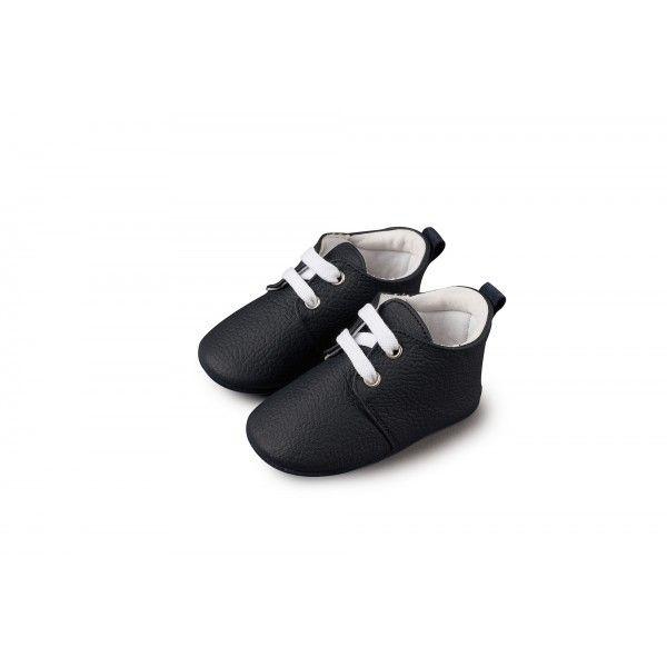 c53a069f076 Παπουτσάκια αγκαλιάς Babywalker αγόρι βρεφικά βαπτιστικά δερμάτινα  λευκά/μπλε, Βαπτιστικά παπούτσια αγκαλιάς για αγόρι