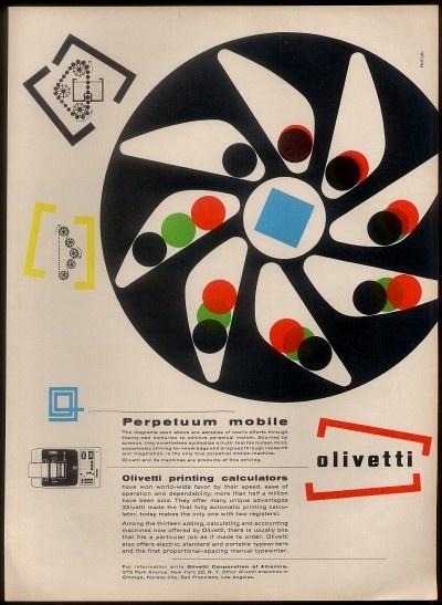 1958 Giovanni Pintori