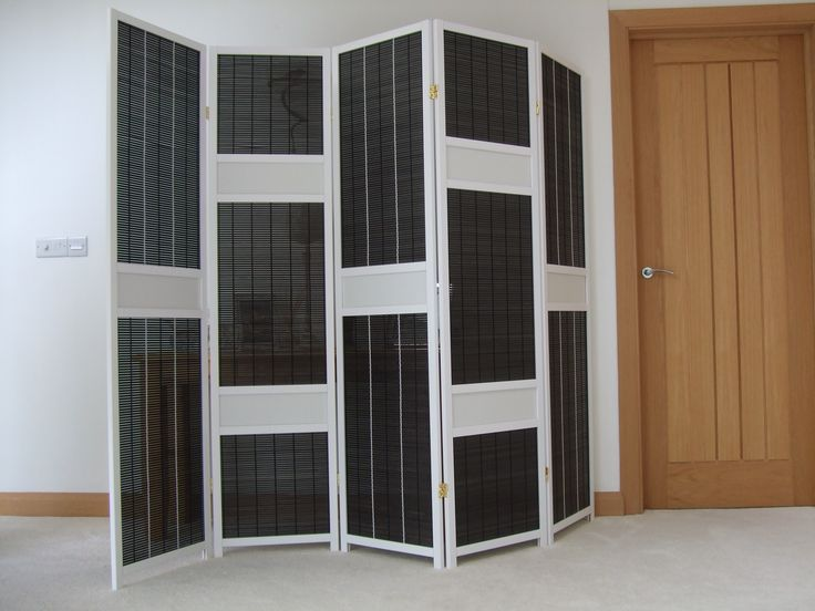 Sapporo 5 Panel Screen / Room Divider
