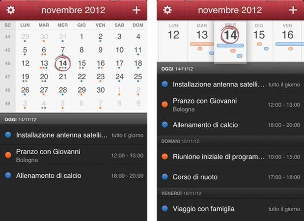 L'applicazione #Calendario presente in #iOS è davvero ben fatta e semplice da usare, ma ora esiste un'alternativa che meriterebbe di sostituirla: è #Fantastical, l'unica agenda completa che permette di inserire i tuoi appuntamenti usando la voce.