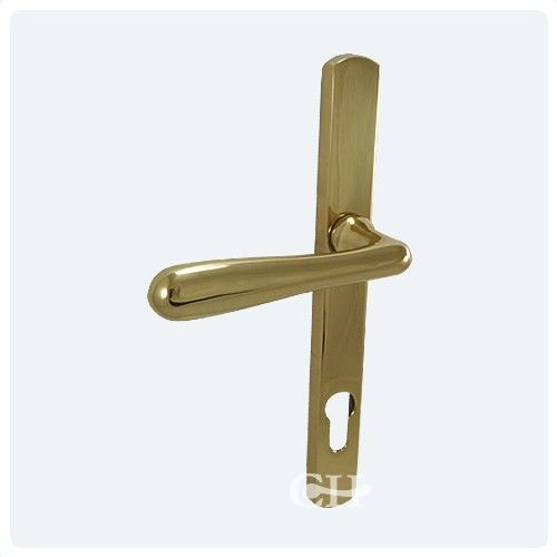 Croft Door Lever Handles Are Hand Made In The UK. Buy Multipoint Door  Handles Online From An Approved And Established ...