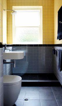 Point Piper - Art Deco Inspired contemporary bathroom