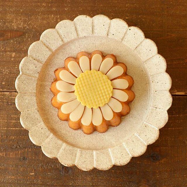 お皿に咲く一輪の花♩「マルガレーテンクーヘン」で人と差がつく手土産を! - macaroni