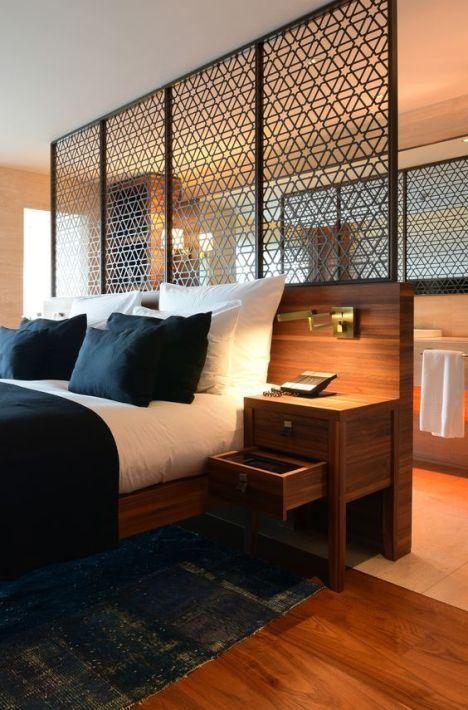 SALLE DE BAIN / CHAMBRE  Optimisez 2 espaces en 1 My dream home