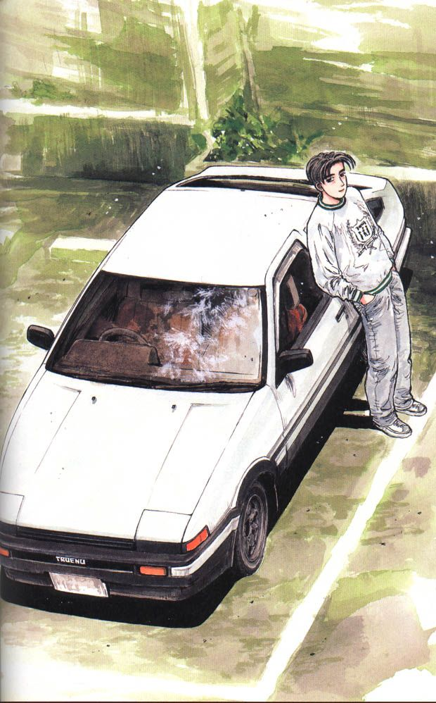 Best 25 initial d ideas on pinterest ae86 corolla ae86 - Ae86 initial d wallpaper ...