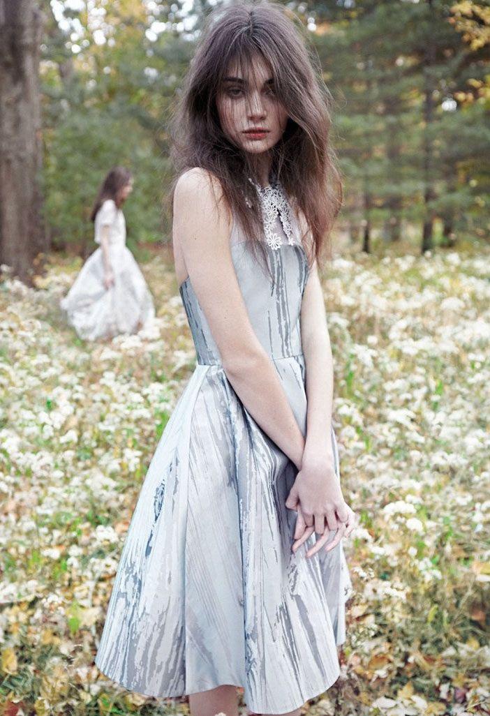 Antonina Vasylchenko by Yelena Yemchuk